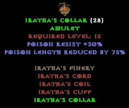Iratha's Collar